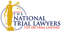 Member of the National Trial Lawyers Top 100 Trial Lawyers