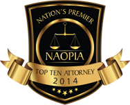 naopia top ten attorney 2014