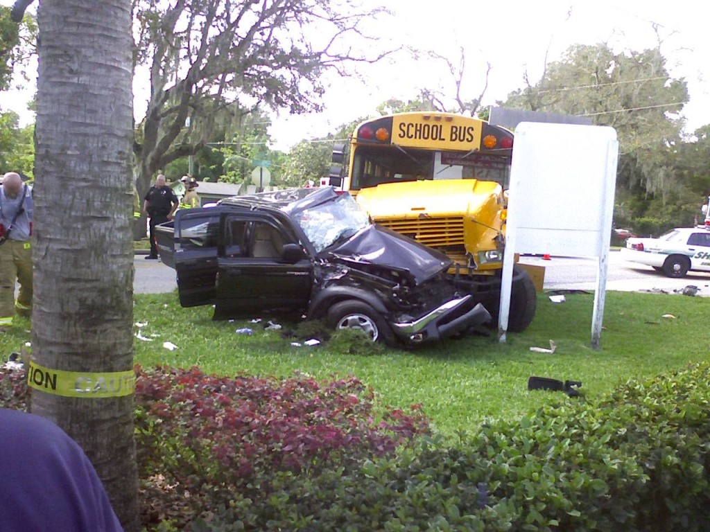 Personal Injury Lawyer Rhode Island Discusses School Bus Accidents